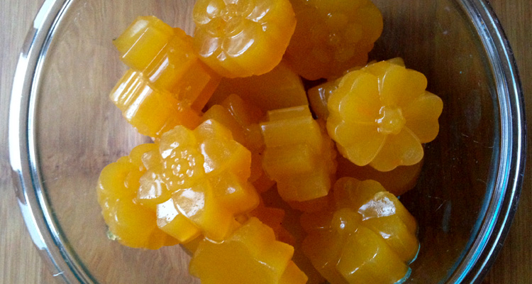 Homemade No-Sugar Gummies