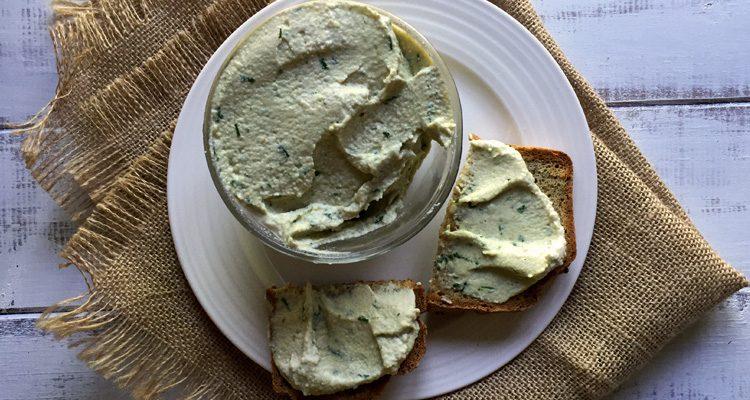 Vegan Cream Cheese, two ways